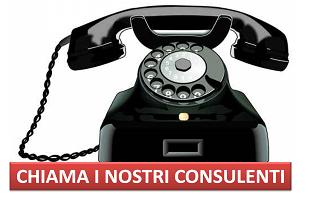 Chiama i consulenti