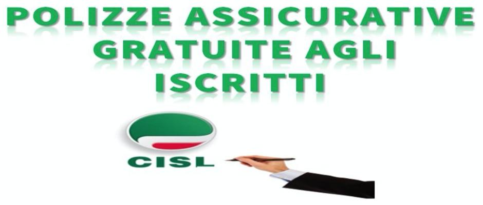 Polizze assicurative ISCRITTI CISL - a.2020