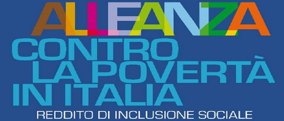 ALLEANZA CONTRO LA POVERTÀ IN ITALIA