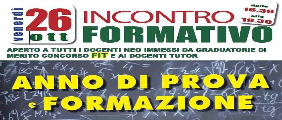CORSO DI FORMAZIONE NEOASSUNTI - 26 OTTOBRE 2018 - SALA DEI RIFORMISTI , 16.30-19.30