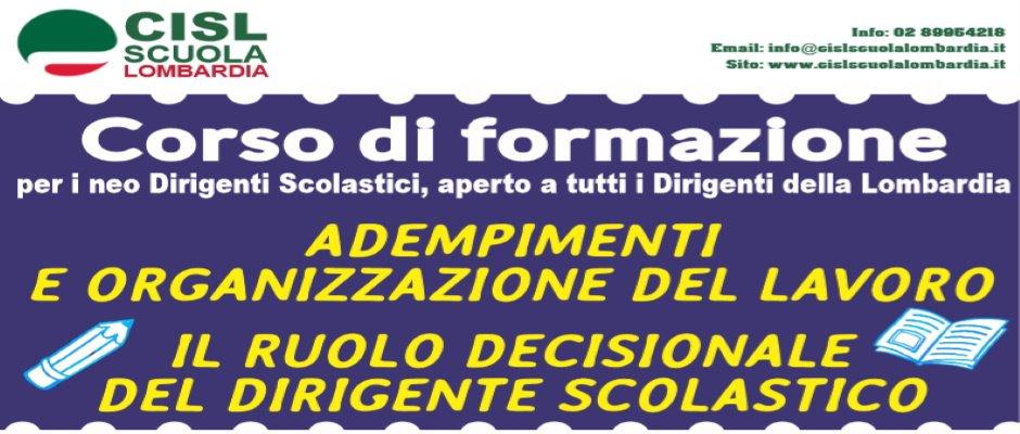 CONVEGNO DIRIGENTI - 19 SETTEMBRE 2019