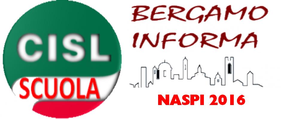 CISL SCUOLA INFORMA NASpI DEL 11/06/2016