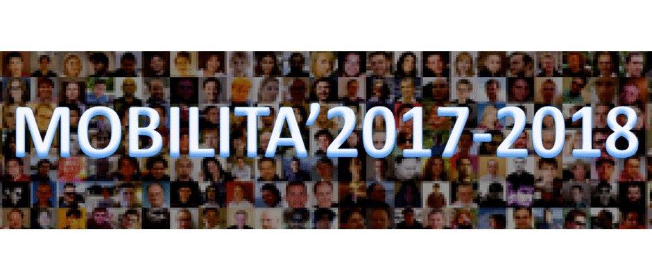 MOBILITA' 2017/18: CCNI, ORDINANZA, SCADENZE, SCHEDE ILLUSTRATIVE