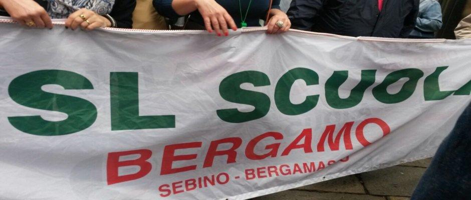 SCIOPERO GENERALE DELLA SCUOLA: SCUOLE CHIUSE E IN MIGLIAIA NELLE PIAZZE