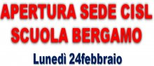 Apertura sede 24 febbraio