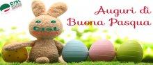 Auguri per una serena Pasqua