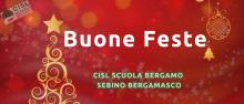Cisl Scuola Bergamo Auguri