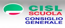 Cisl Scuola Consiglio Generale