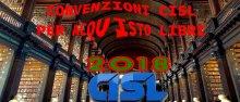 Convenzioni acquisto libri CISL 2018