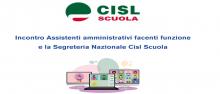 DSGA Formazione CISL