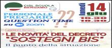 Question TIME - Decreto Sostegni BIS
