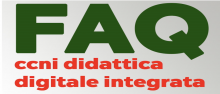 Didattica Digitale Integrata - FAQ