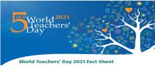 Giornata degli insegnati 5 ottobre 2021