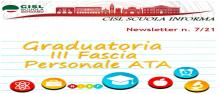 Graduatoria ATA , III fascia