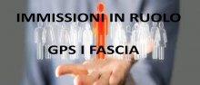 Immissione in ruoloGPS I Fascia