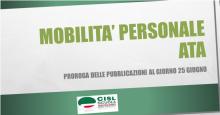 Mobilità Personale ATA 2021