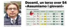 La rassegna stampa del Segretario Generale CISL Scuola Bergamo,Salvo Inglima