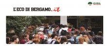 Studenti a Bergamo