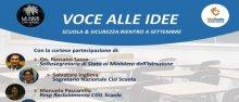 """21 maggio, """"Scuola & sicurezza: rientro a settembre"""", dibattito organizzato da """"La Voce della Scuola"""""""